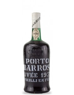 Porto Barros Cuvée 1952 embotellado en 1974 - Vino Oporto