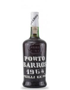 Porto Barros 1964 embotellado en 1981 - Vino Oporto