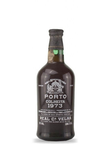 Real Companhia Velha Colheita 1973 - Port Wine