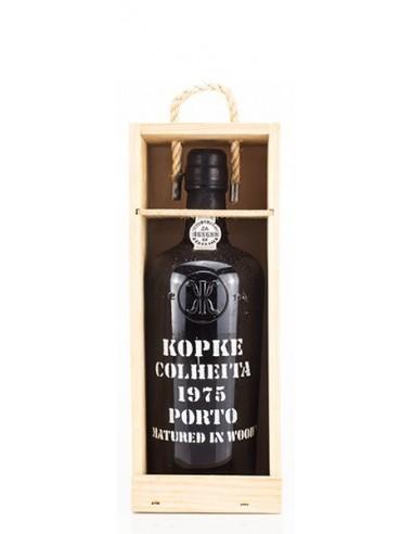 Kopke Colheita 1975 - Vino Oporto