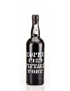Kopke Vintage 1989 - Vino Oporto