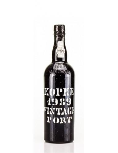 Kopke Vintage 1989 - Port Wine