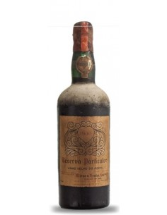 Krohn Reserva 1900 - Port Wine