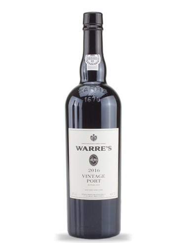Warre's Vintage 2016 - Vinho do Porto