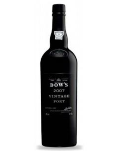 Dow's 2007 Vintage Port - Vino Oporto