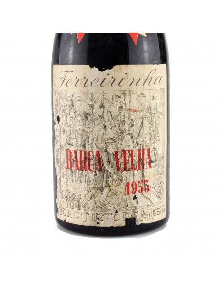 1953 Barca Velha MAGNUM  - Vinho Tinto