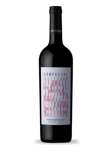 Kompassus Reserva Tinto 2015 - Vinho Tinto
