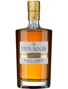 Vista Alegre 10 Anos White Medium Dry - Port Wine