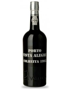 Vista Alegre Colheita 1995 - Vinho do Porto