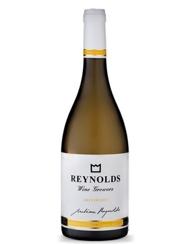 Julian Reynolds - White Wine