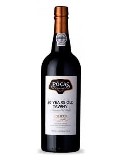 Porto Poças 20 Years Old - Vinho do Porto