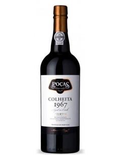 Porto Poças 1967 Reserve - Vino Oporto