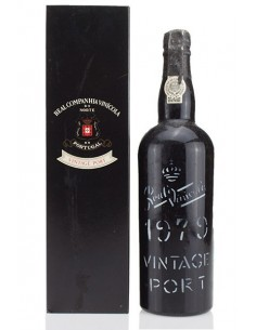 Real Vinicola Vintage 1979 - Vino Oporto