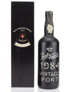 Real Vinicola Vintage 1984 - Port Wine