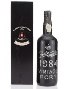 Real Vinicola Vintage 1984 - Vinho do Porto