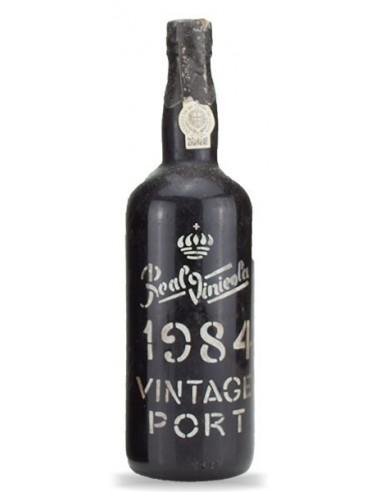 Real Vinicola Vintage 1984 - Port Wine
