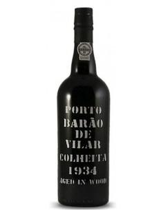Barão de Vilar Colheita 1934 - Vinho do Porto