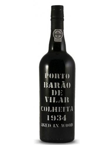 Barão de Vilar Colheita 1934 - Port Wine