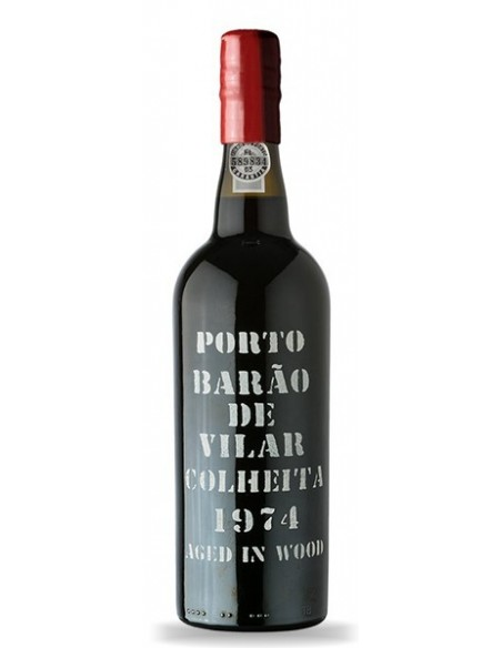 Barão de Vilar Colheita 1974 - Vinho do Porto