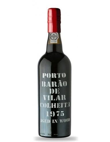 Barão de Vilar Colheita 1975 - Vinho do Porto