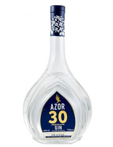 Gin Azor 30 Edição de Autor - Portuguese Gin