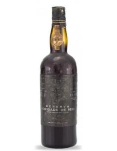 Burmester Reserva Novidade 1922 - Port Wine