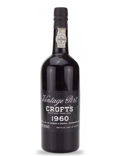 Croft Vintage 1960 - Port Wine