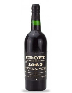 Croft Vintage 1963 - Port Wine