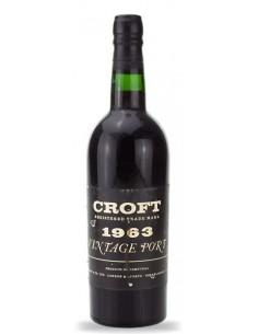 Croft Vintage 1963 - Vin Porto