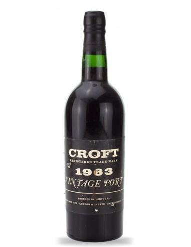 Croft Vintage 1963 - Port Wine
