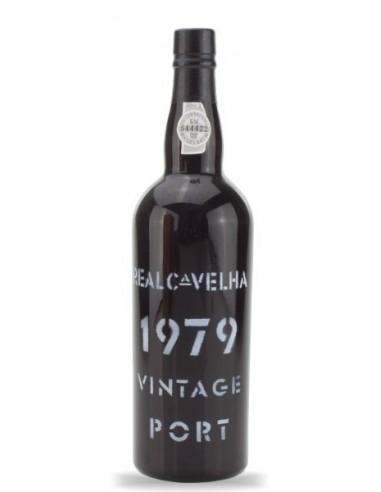 Real Companhia Velha Vintage 1979 - Port Wine