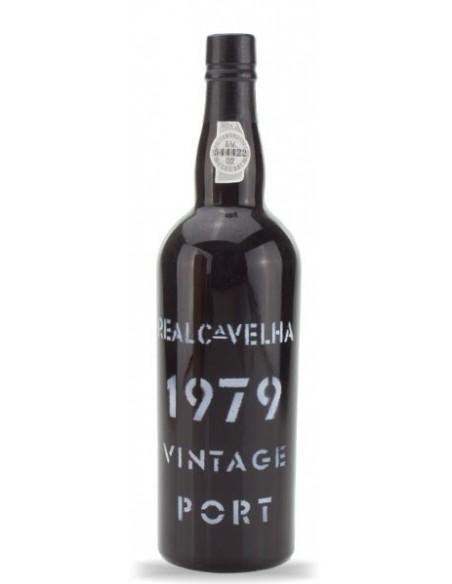 Real Companhia Velha Vintage 1979  - Vinho do Porto