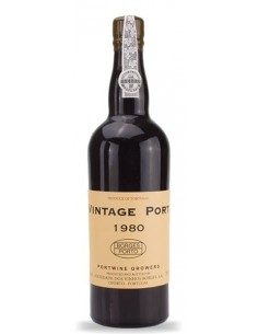 Borges Vintage Port 1980 - Vinho do Porto