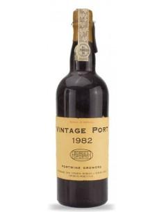 Borges Vintage 1982 - Vin Porto