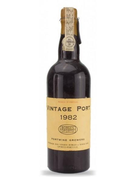 Borges Vintage 1982 - Port Wine