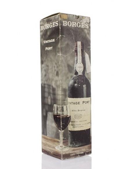 Borges Vintage Port 1983 - Port Wine