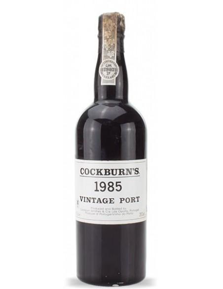 Cockburn's Vintage 1985 - Port Wine