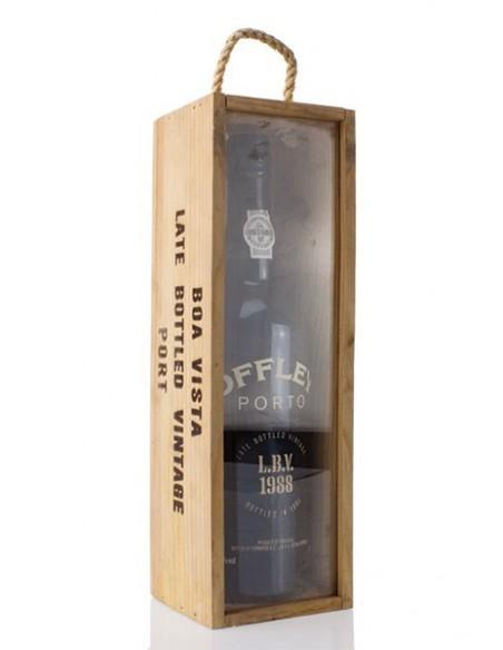 Offley LBV 1988 - Vinho do Porto