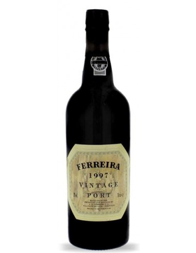 Porto Ferreira Vintage 1997 - Port Wine