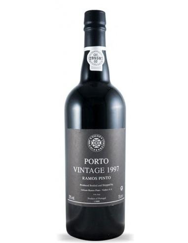 Ramos Pinto Vintage 1997 - Vinho do Porto
