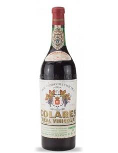 "Colares ""Real Vinicola"" 1964 - Vinho Tinto"
