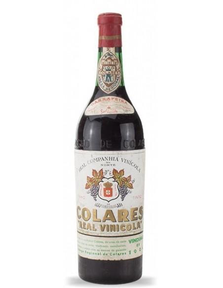 "Colares ""Real Vinicola"" 1964 - Red Wine"