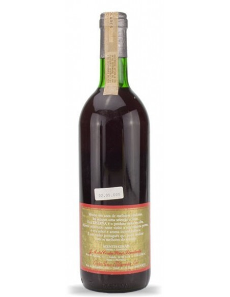 Colares Reserva 1987 - Red Wine