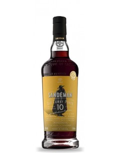 Sandeman 10 anos Porto 50cl - Port Wine