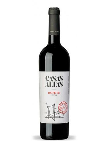 Casas Altas Rufete 2017 - Red Wine