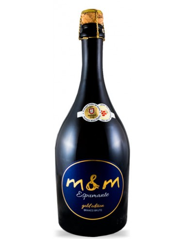 M&M Gold Edition Brut - Sparkling Wine