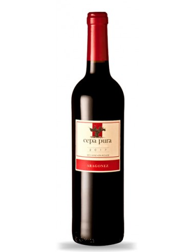 Cepa Pura Aragonez 2017 - Red Wine