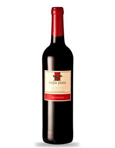 Cepa Pura Aragonez - Vinho Tinto