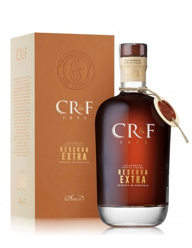 Old Brandy CRF Reserva Extra - Old...