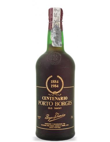 Borges Centenário 1884-1984 - Port Wine